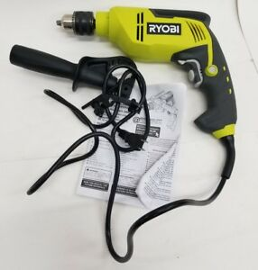 Ryobi 7 5 amp Heavy duty Variable Speed Reversible Hammer Drill