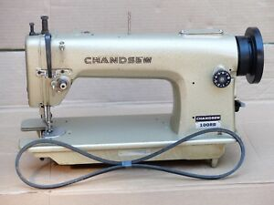 Chandsew 100rb Walking Foot Peddle Industrial Leather Sewing Machine 3l430 Belt