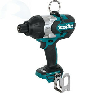 Makita Xwt09z Lxt Lithium ion Brushless Cordless High Torque Hex Impact