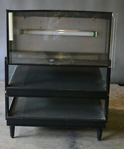 Used Hatco Grpws 2424d Triple Shelf Pizza Display Warmer Excellent Free Ship