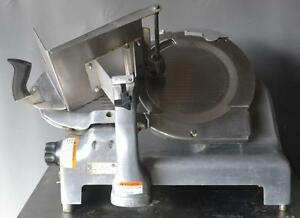 Used Berkel 909ct 1 Commercial Meat Slicer Free Shipping