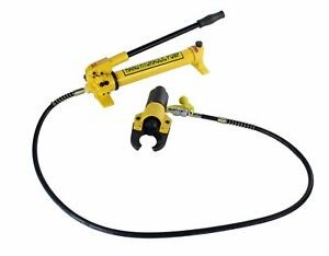 Steel Dragon Tools 750 2 Hydraulic Wire Cable Cutter Head And 7475h Hand Pump