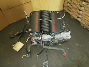 97 98 Chevy Corvette Engine Ls1 5 7 Drop Out Assembly Complete 110k Street Rod