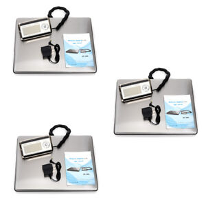Lot3 Digital Weight Scale 330lb 150kg Computing Scale Produce Deli Industrial
