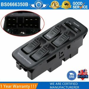 Bs0666350b Master Front Door Window Control Switch For Fits Mazda Bg 323 Ca7130