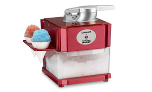 Hawaiian Shaved Ice Maker Machine Snow Cone Stand Snocone Accessories Crushed