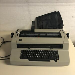 wow 70s Ibm Correcting Selectric Iii Electric Typewriter 3 tan courier works