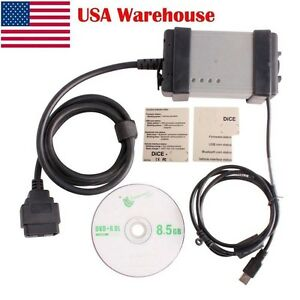 Usa Shipping Vida Dice For Volvo After 1999 Obd2 Diagnostic Scanner Tools 2014d