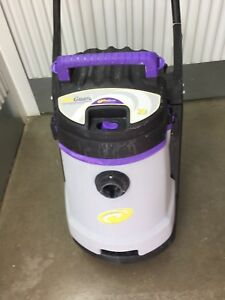 Commercial Wet Dry Vacuum Proteam Proguard 20 Gallon