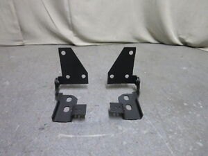 1965 66 67 68 69 70 Mustang Fastback 2 2 Fold Down Rear Seat Hinges