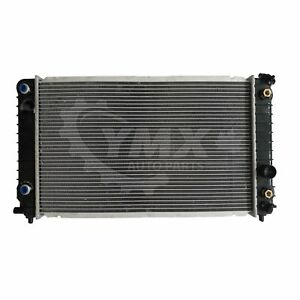 New Radiator Fits Chevy Blazer S10 Gmc Jimmy Sonoma 4 3l V6 1994 1995 Cu1533