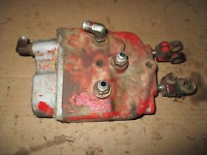 Farmall International 766 966 1066 1466 1468 Brake Valve