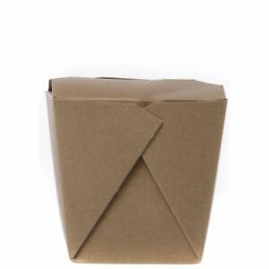 Chinese Food Containers With No Handles Earth Pint 16 Oz 98053