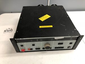 Advanced Energy 2012 000 f Magnetron Drive Power Supply