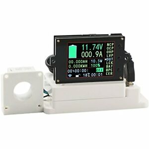 Digital Multimeter Panel Wireless Multifunction Volt Ampere Meter Gauge Dc Lcd