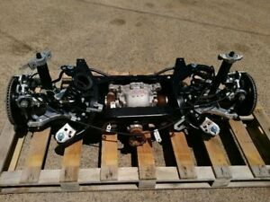 2015 2016 2017 Ford Mustang 3 55 Irs Rear Axle 3 55 Differential 5 0 Coyote Oem