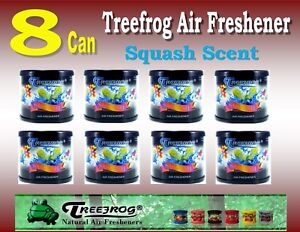 8 Can Treefrog Squash Scent Air Freshener