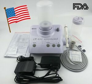 Fda Approved Dental Ultrasonic Scaler For Ems Woodpecker Auto Water Supply