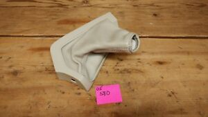 05 Volvo S80 Parking Emergency Hand Brake Lever Handle Leather Trim Boot Oem