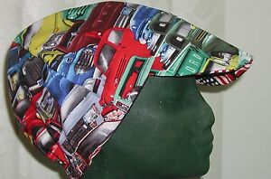 Ford Country Red s American Made Welding Biker Hat 4 Working Men 7 50 Each