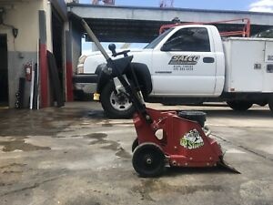 2005 General Fcs16 Electric Floor Stripper Tile Floor Removal Grinder Scraper