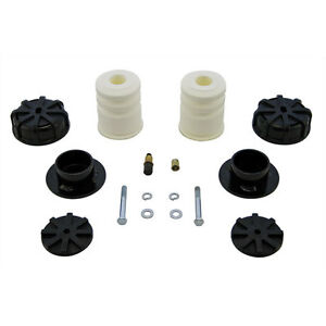 Suspension Leveling Kit air Cell Non Adjustable Load Support Rear Airlift 52205