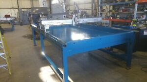 Cnc Plasma Cutter With New Custom Plasma Control And Software updated Listing