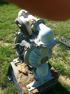 Warren Rupp Sandpiper Pb2 a 2 Double Diaphragm Pump