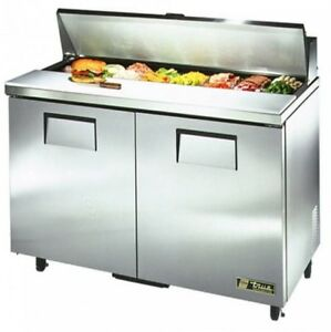 True Refrigerated Sandwich Salad Unit 60 16 tssu 60 16