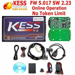 Kess V2 5 017 Manager Tuning No Tokens Limited Ecu Chip Tunning Programmer A