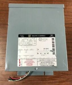 Square D Transformer 5s40f 5kva fast Shipping Warranty