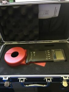 Etcr2100c Clamp Ground Earth Resistance Tester 0 01 1200 32mm 0 00ma 20 0a