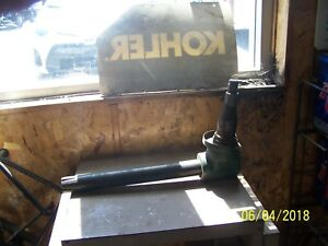 John Deere Tractor Spindle Fits 7200 7210 7400 7410 7510 7600 7610 7700 Ar81954