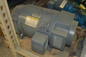 Baldor 15kw 1800 Rpm 259at 230v Dc Lifting Magnet Generator