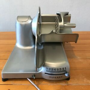 Hobart Meat Cheese Slicer Commercial Grade Model 410 Volts 115 Blade 10