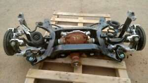2015 2017 Ford Mustang Gt Rear Axle Assembly Carrier Ecoboost 3 31 Ratio Irs
