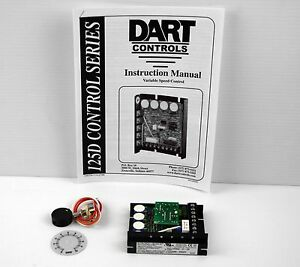 Dart Variable Speed Control Leeson Dc Motors P 125dv c 2a