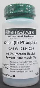Cobalt ii Phosphide 99 9 metals Basis Powder 100 Mesh 10g