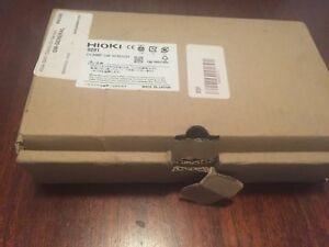 Hioki 9291 Clamp on Sensor For 8250 8206