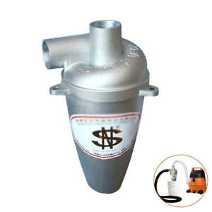 Cyclone Sn25t5 Fifth Generation Of Newest Turbocharged Cyclone Powder Dust Colle