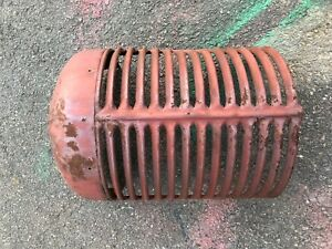 Case Sc Tractor Grill Nose