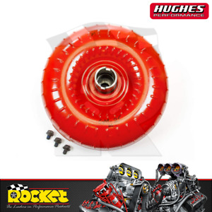 Hughes Street Rod Hd 2000 Stall Torque Converter Gm Th350 th400 Htgm20hd