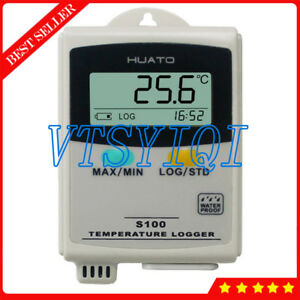 Digital Thermo hygrometer Meter Usb Temperature Humidity Data Logger Datalogger