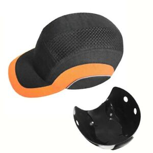 Hard Hat Safety Helmet Breathable Construction Work Baseball Cap Vented Portwest