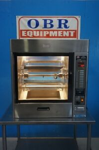 Henny Penny Electric Rotisserie Oven Model Number Tr 6