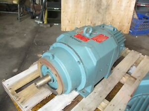 Reliance Rpm 3 5 Hp Dc Motor 5301032j New
