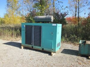 __60 Kw Cummins Onan Generator Set 12 Lead Reconnectable Only 259 Hours