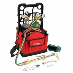 Lincoln Electric Port a torch Kit Propane Welding Inferno Cutting Brazing New