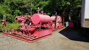 Fire Compression System