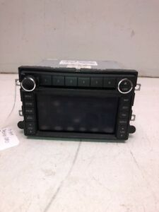 2008 Ford Expedition Receiver Nav Radio Six 6 Disc Cd Player Changer Oem R394
